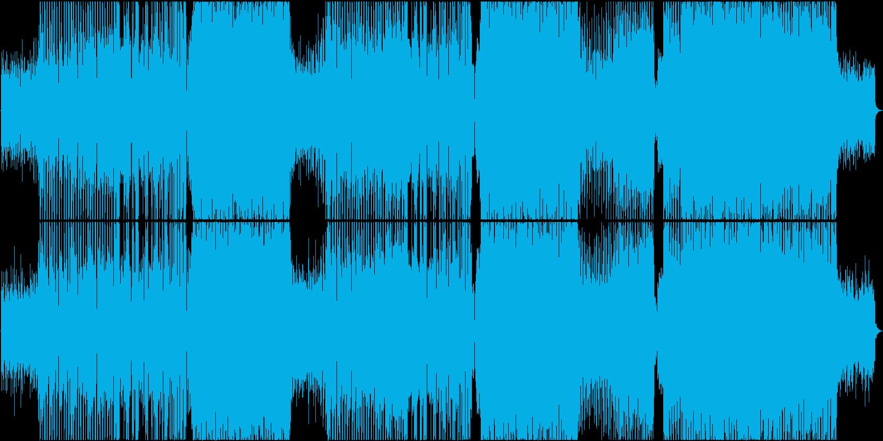 風刺系エレクトロソング。衝動的!の再生済みの波形
