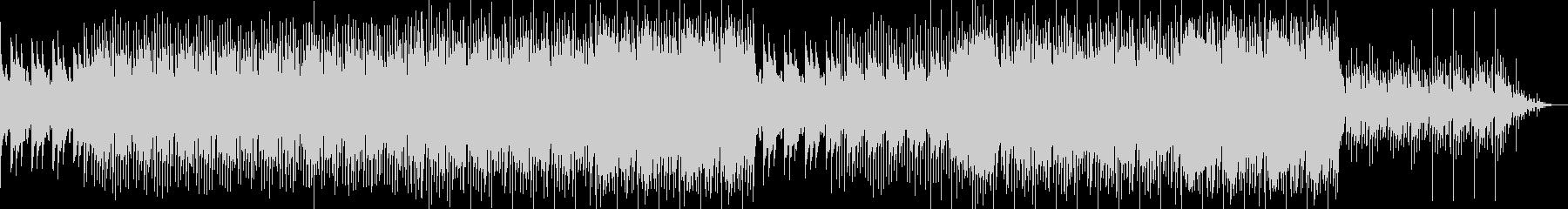 ギター Lo-Fi リバースの未再生の波形