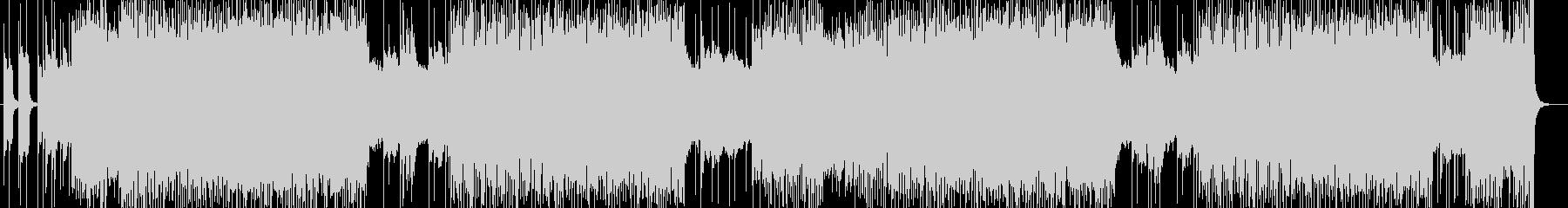 「HR/HM」「DEATH」BGM147の未再生の波形