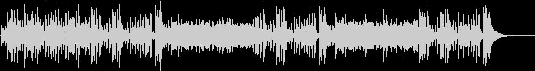 闘牛士の歌 ポップアレンジ曲の未再生の波形