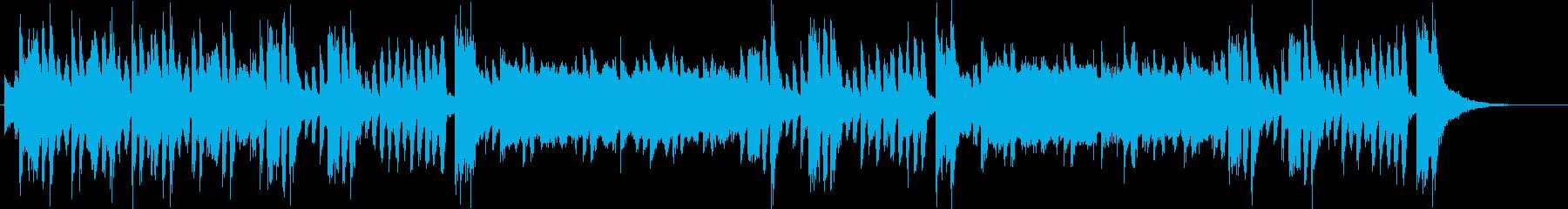 闘牛士の歌 ポップアレンジ曲の再生済みの波形