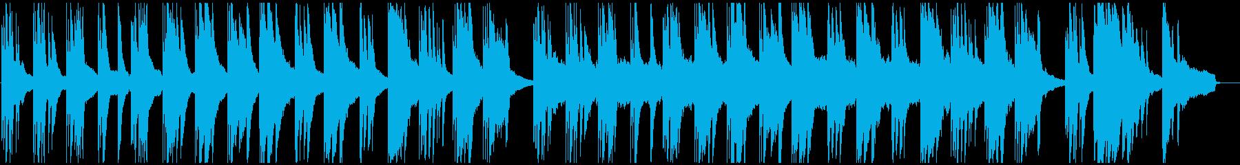 ピアノ 悲しい 懐古 後悔 切ない ソロの再生済みの波形