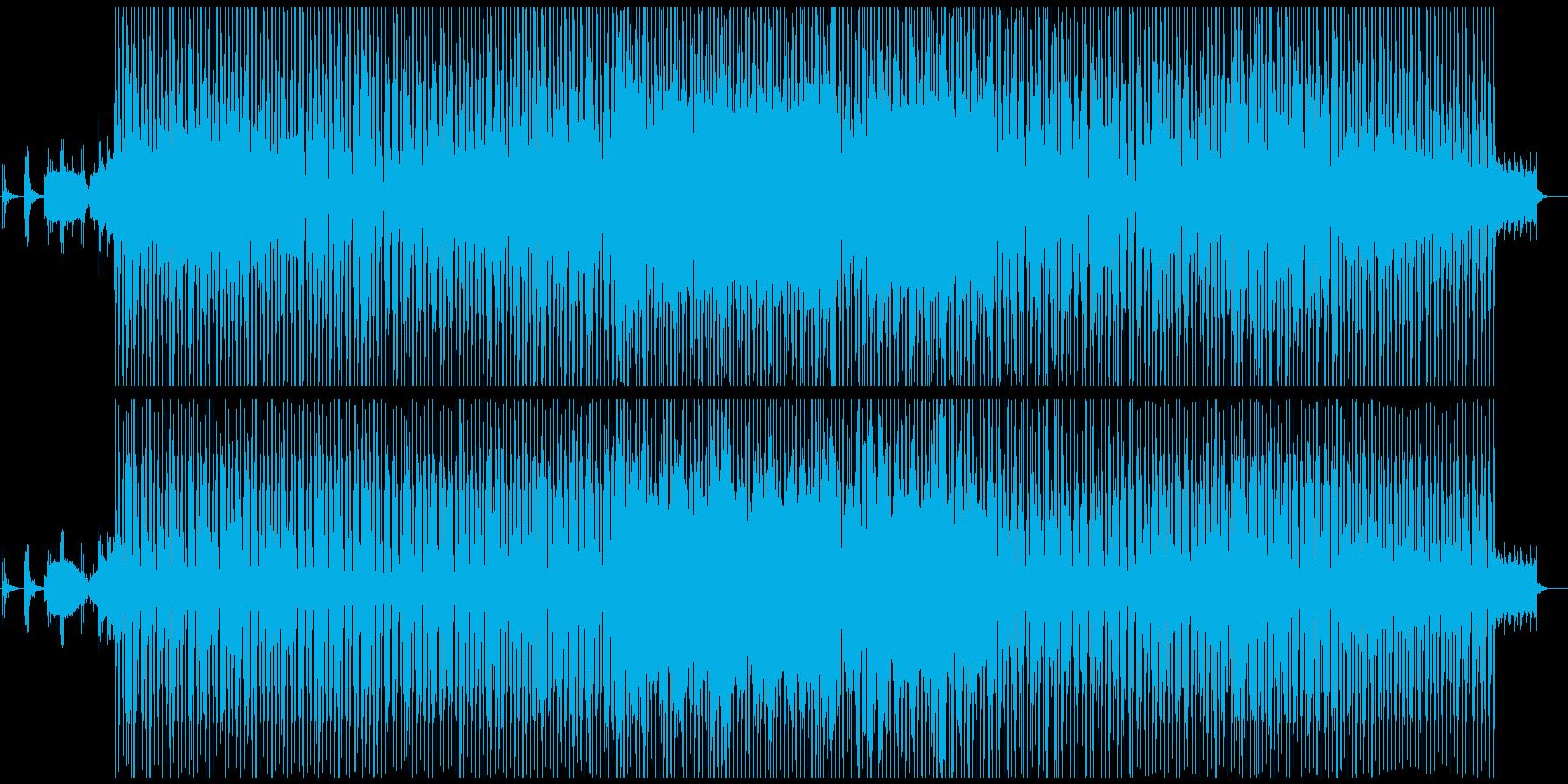 ラウンジ、官能的。グルーヴ、アーバ...の再生済みの波形