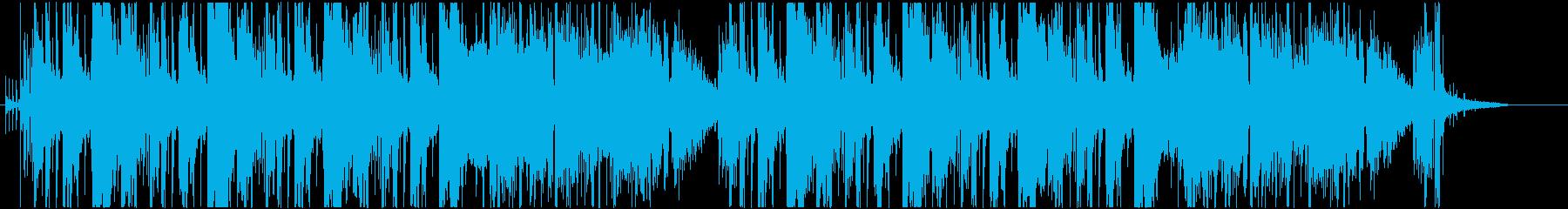 リラクゼーション系 Chill Hopの再生済みの波形