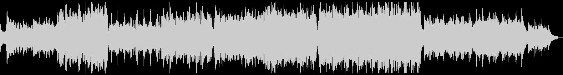 壮大な開幕プレリュードx1回の未再生の波形