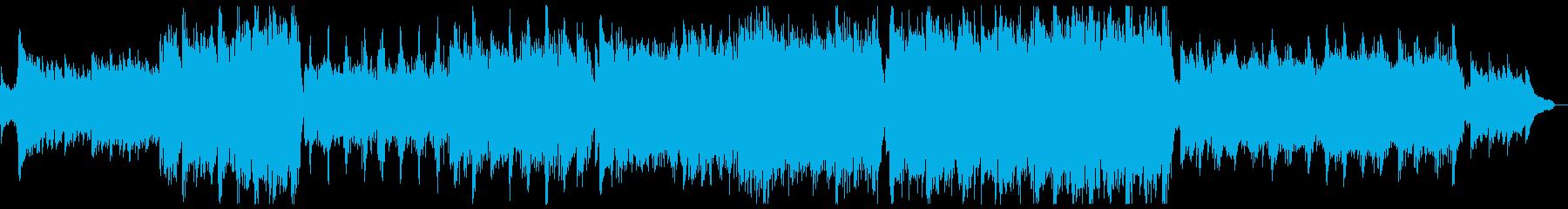 壮大な開幕プレリュードx1回の再生済みの波形
