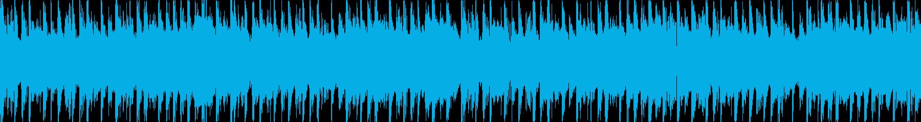 コミカル コメディ ほのぼの 和風ポップの再生済みの波形