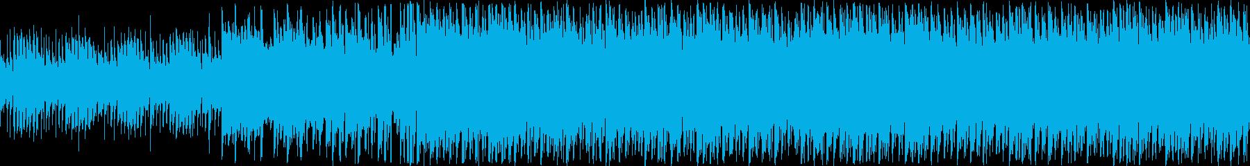 妖艶と力強さが共存するダンスビート(S)の再生済みの波形