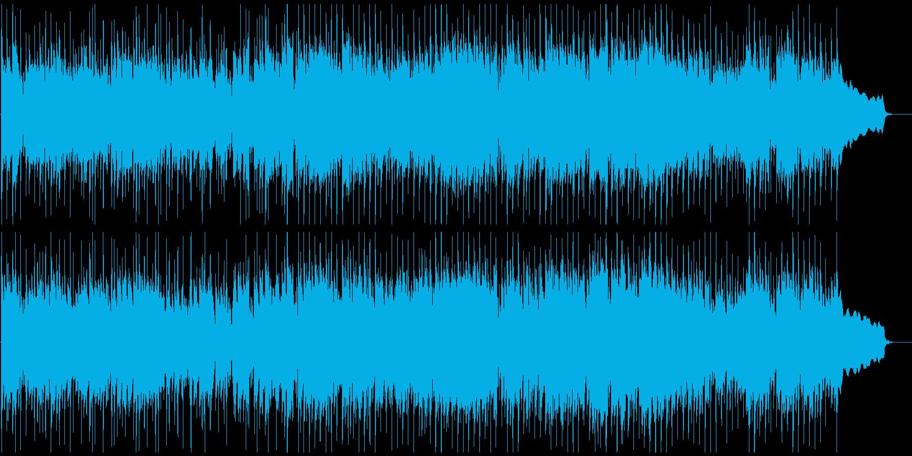 和風、お祭り忍者ディスコ ★ 篠笛生演奏の再生済みの波形