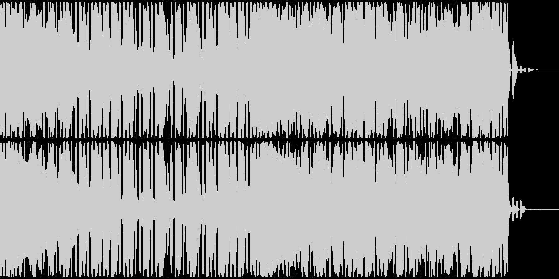 【EDM】トランス、ジングル6の未再生の波形