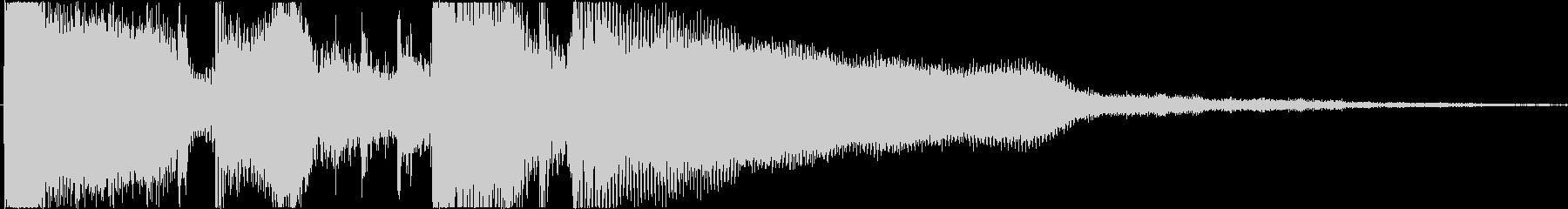 スムースジャズ、アコースティックポ...の未再生の波形