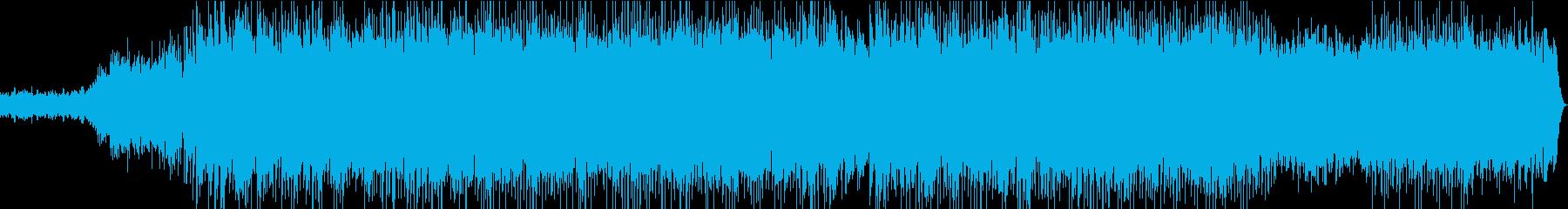 水の癒し×愛の音色=新感覚の爽やかさ!1の再生済みの波形