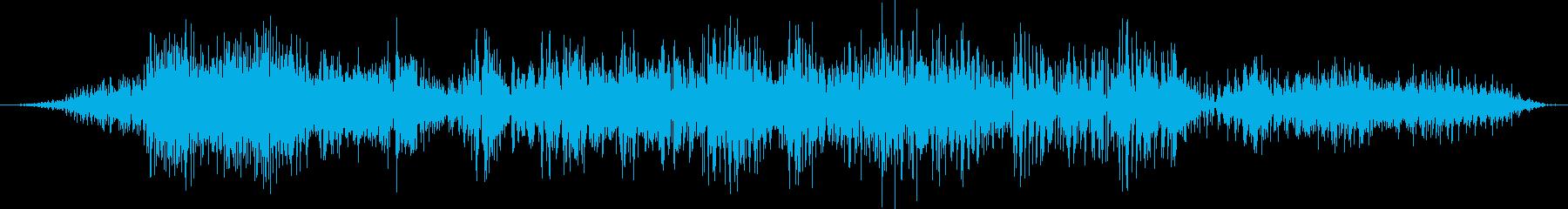 ワイルドスペースクリーチャーの奇妙...の再生済みの波形