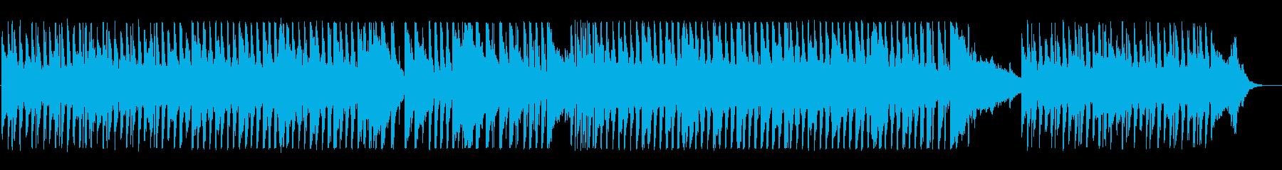 さわやかで軽快なピアノポップスの再生済みの波形