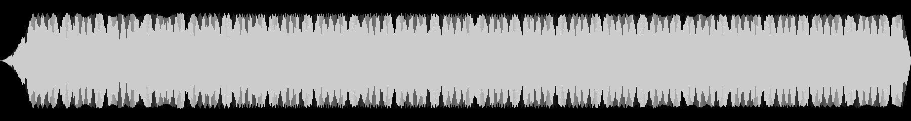 宇宙ラジオウィニングキャット短波探索の未再生の波形