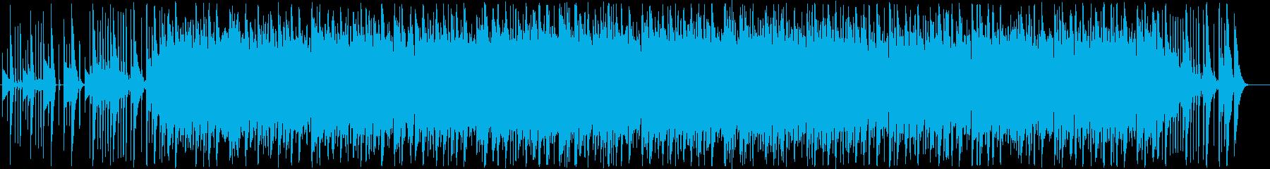 エレクトロポップヴィンテージ80年...の再生済みの波形