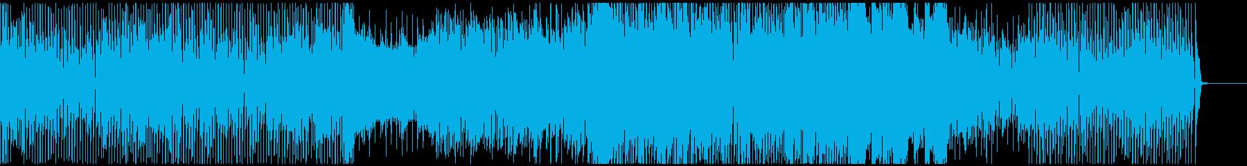 TEの再生済みの波形