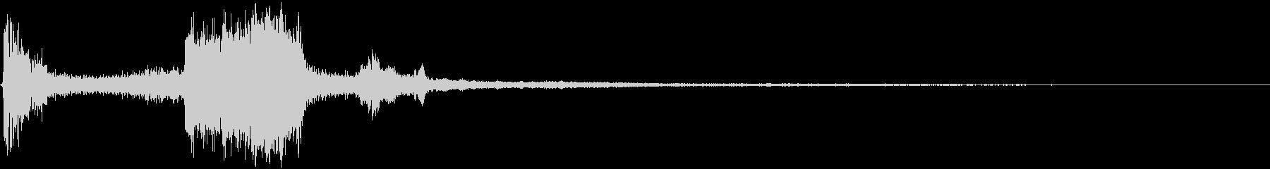 エレクトリックマイターソー:シング...の未再生の波形