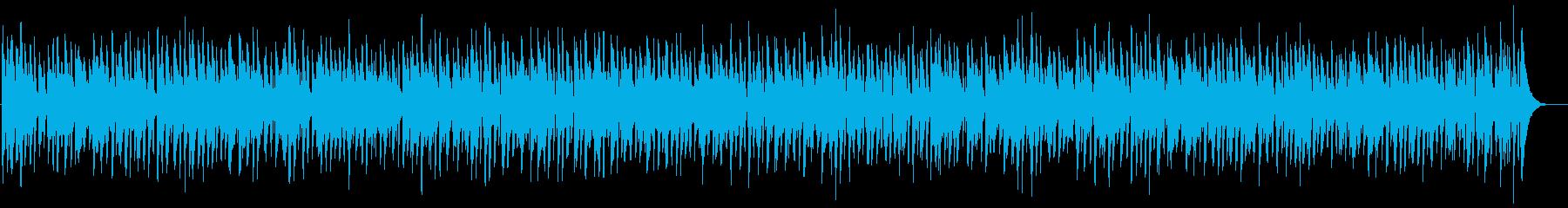 ゆったり素敵 アコギ穏やかジャズピアノの再生済みの波形