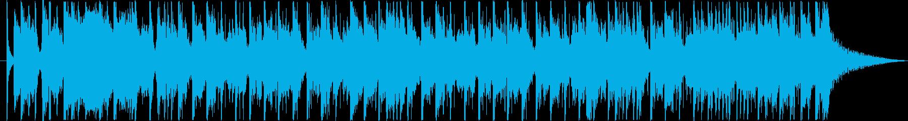 コーナータイトル_情報番組30秒Bの再生済みの波形
