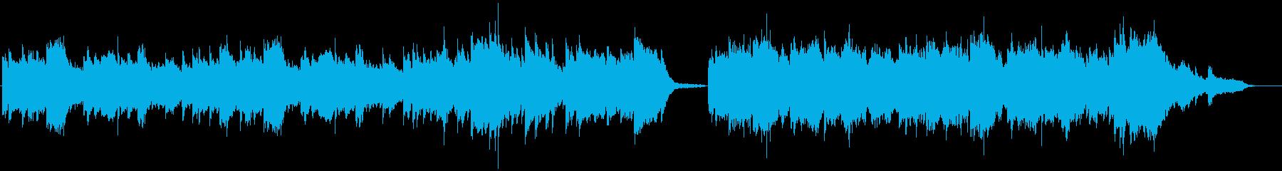 劇的ビフォーアフターのパロディ曲の再生済みの波形