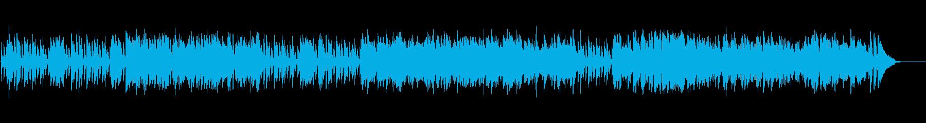 高貴で快活なチェンバロ バロック・高音質の再生済みの波形