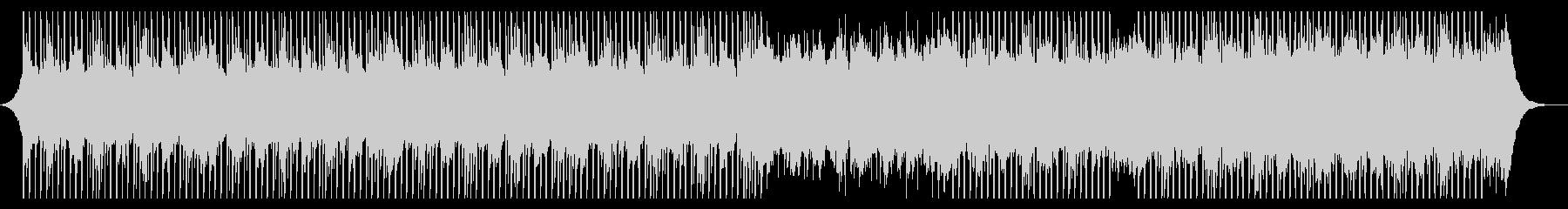 説明者の音楽の未再生の波形