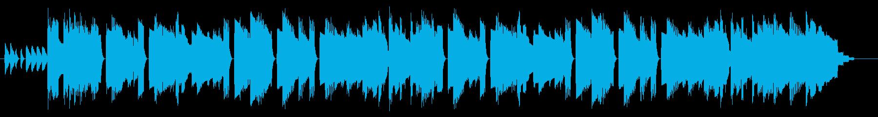 NES アクションD01-2(タイトル2の再生済みの波形