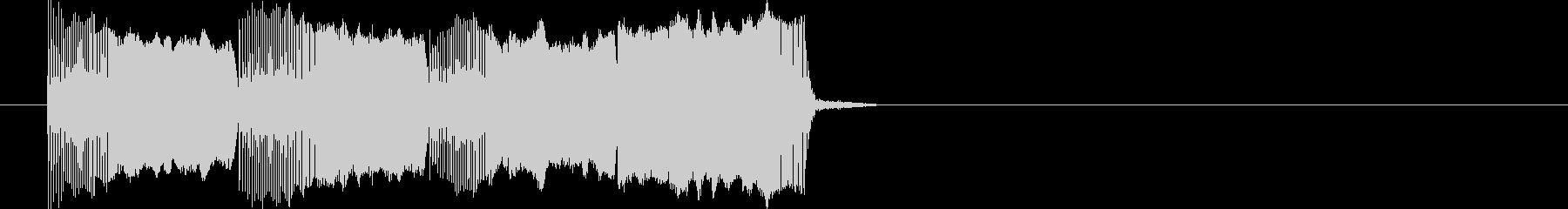 ぴゅーぴゅーぴゅーパー(宇宙船サイレン)の未再生の波形