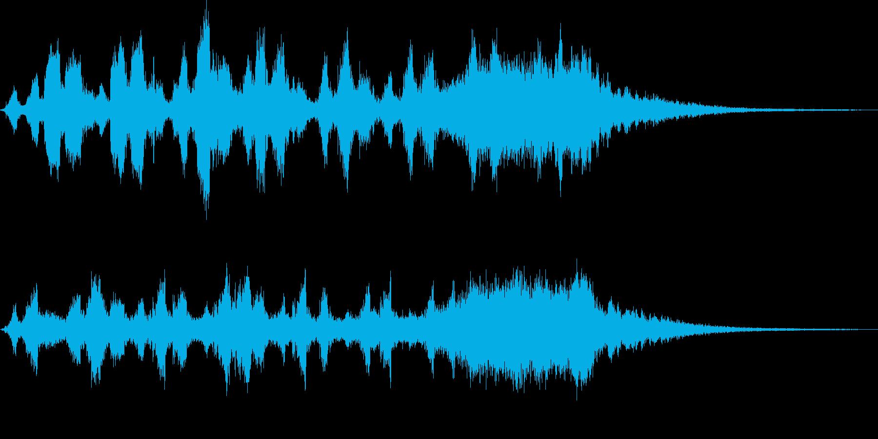 CINEMATIC RISER_09の再生済みの波形