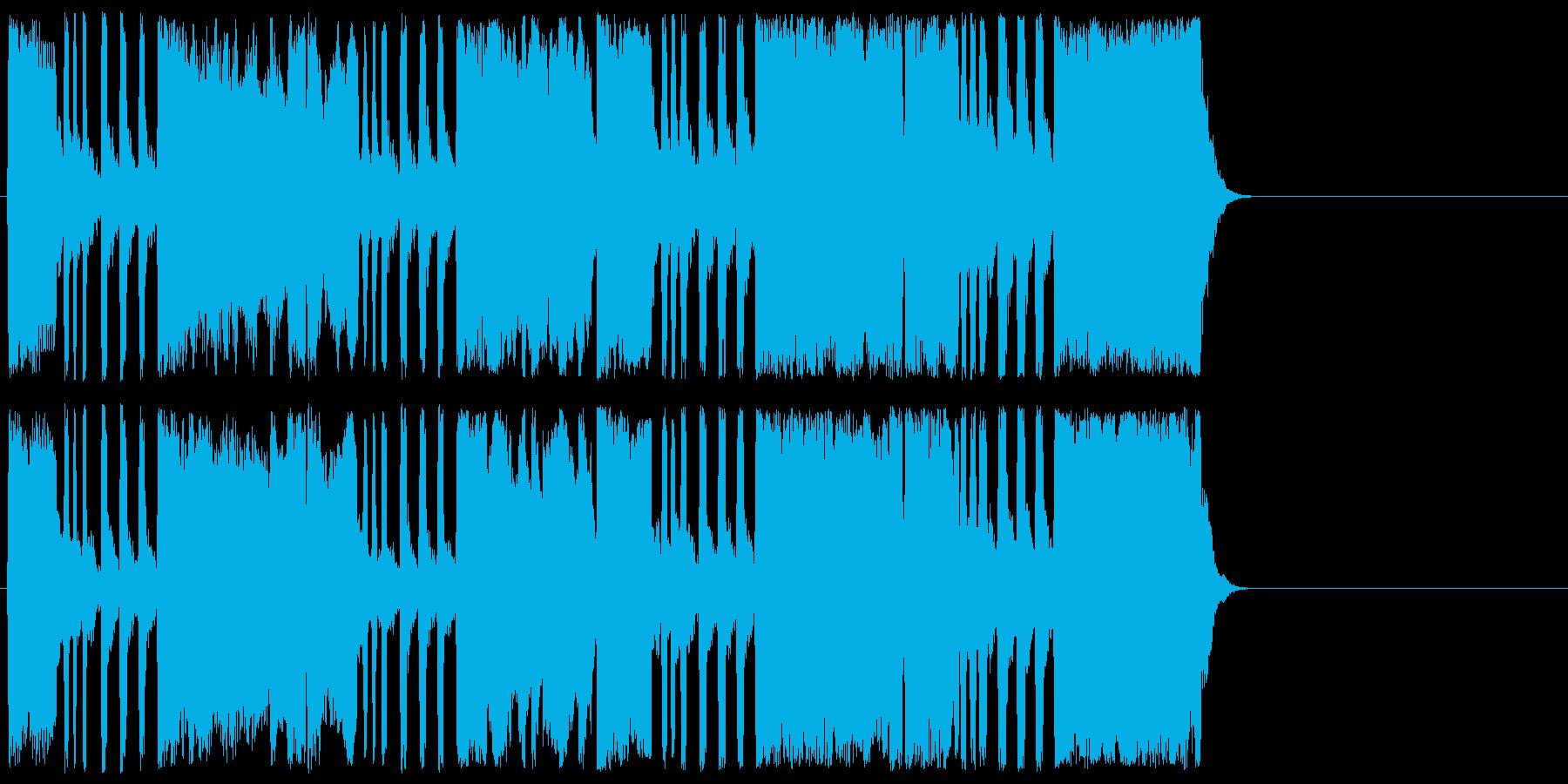 VIP登場 王宮 歴史的 受賞者発表の再生済みの波形