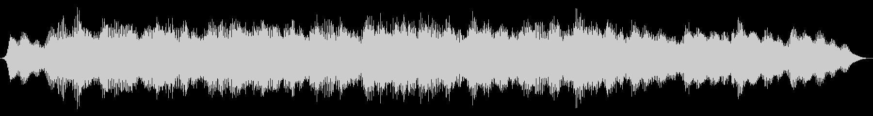 ドローン ダークマイナーストリングス01の未再生の波形