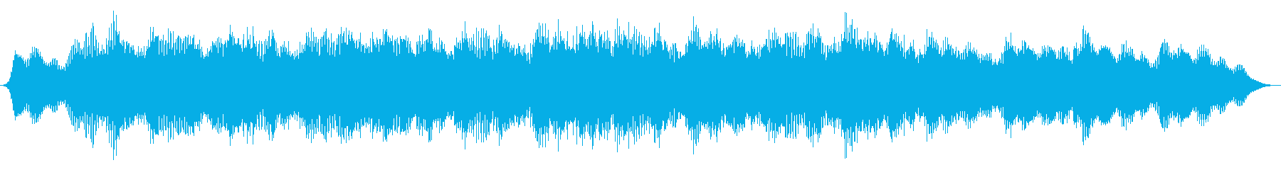 ドローン ダークマイナーストリングス01の再生済みの波形