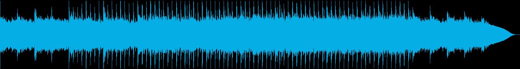 60秒企業VP,コーポレート,明るく元気の再生済みの波形