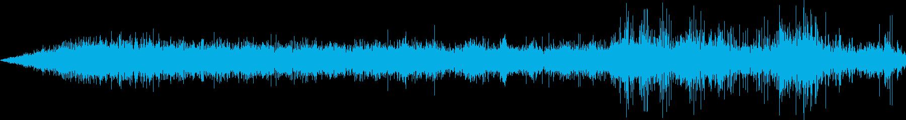 未知のエンティティ:ヴィンテージの...の再生済みの波形