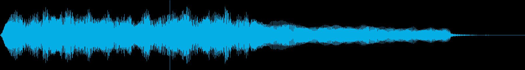アコーデオン:ローリングミュージッ...の再生済みの波形