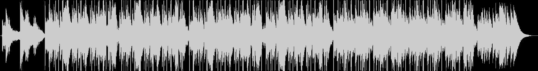 メロウなヒップホップ 洋楽 チルアウトの未再生の波形