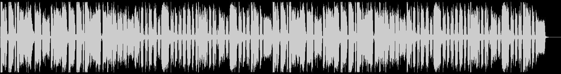 ジングルベル/クリスマス/サックス版の未再生の波形