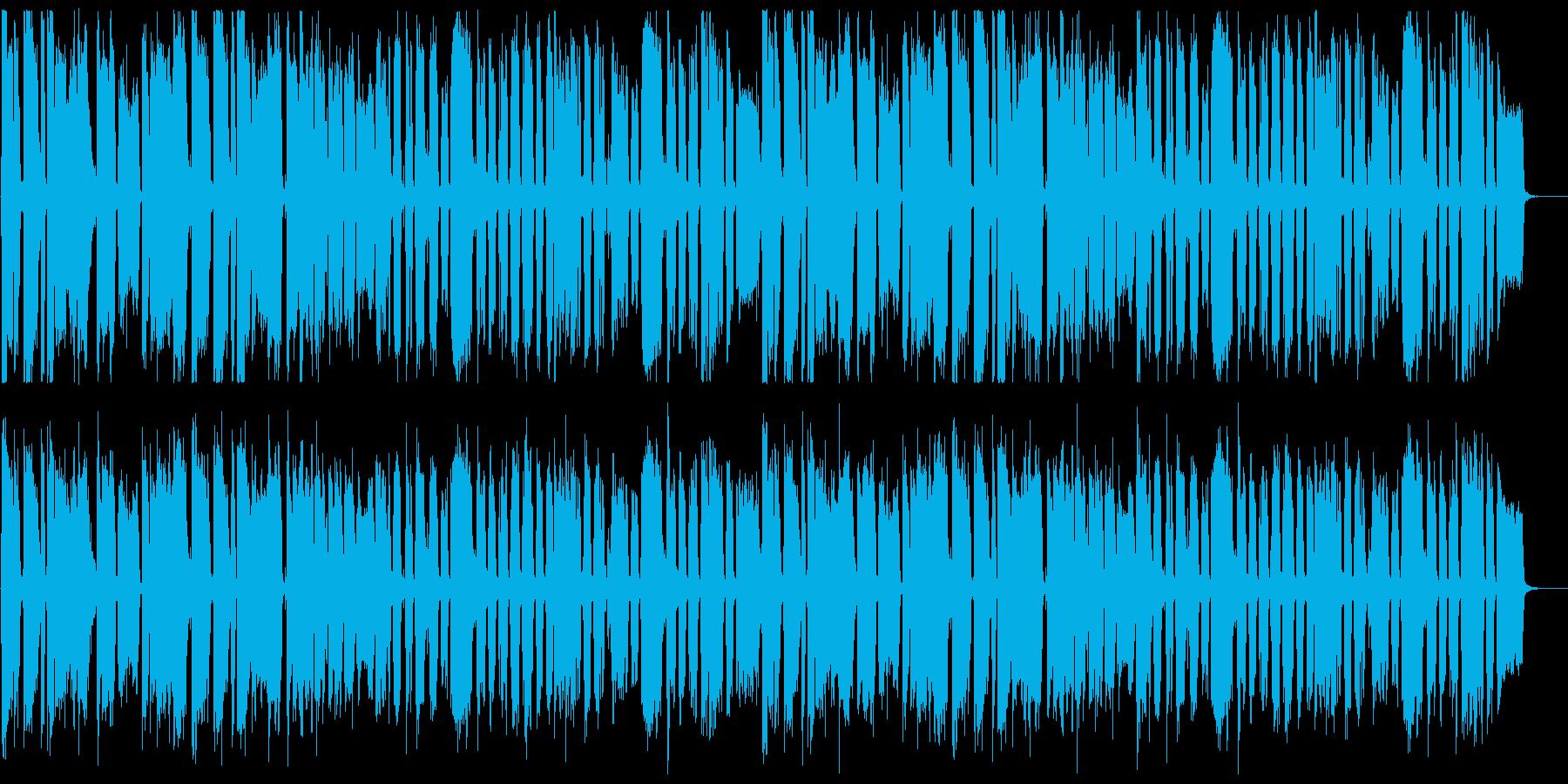 ジングルベル/クリスマス/サックス版の再生済みの波形