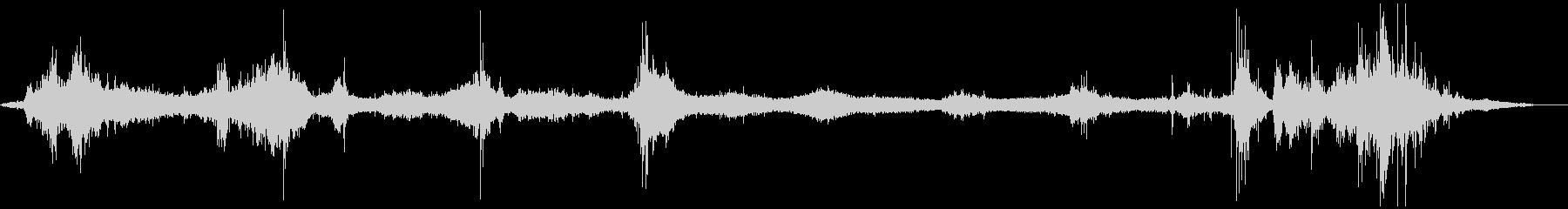 オンボード:トラベルダウンヒル、ス...の未再生の波形