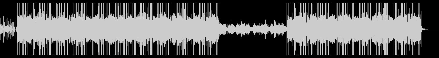 Vtuber向けBGM 和風ヒップホップの未再生の波形