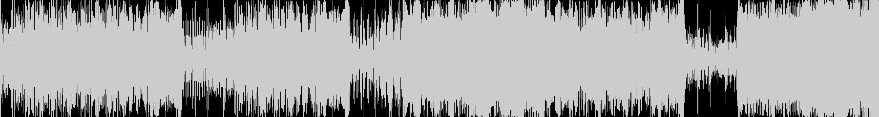 OP行進フルオーケストラ発表シリーズの未再生の波形