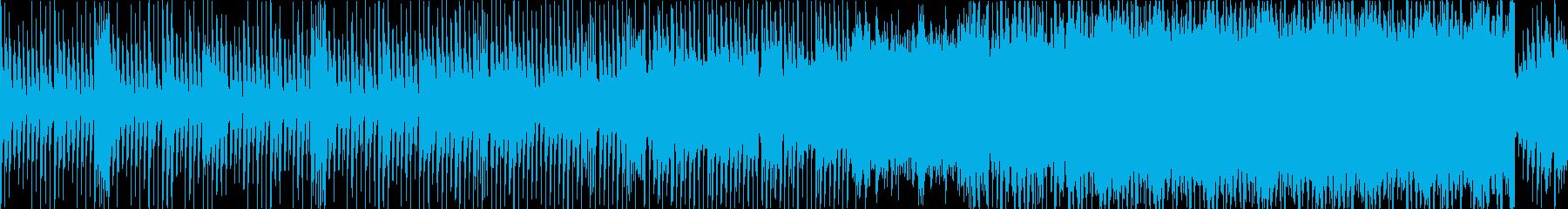 ロールプレインゲームの再生済みの波形