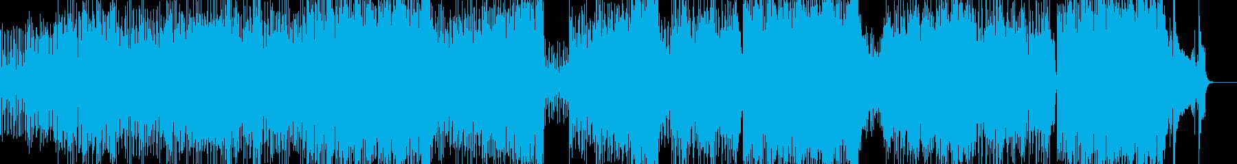 南国気分全開・ご機嫌なラテンポップ ★の再生済みの波形