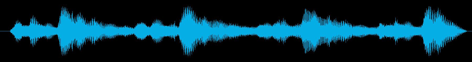 フィクション 実用性 アブストラク...の再生済みの波形