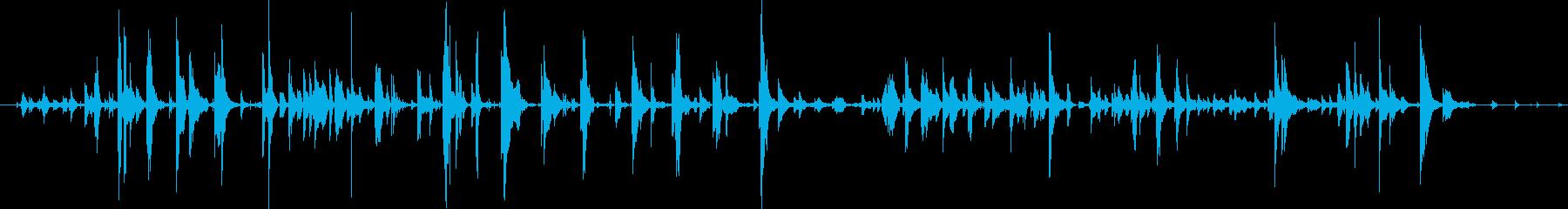 キー キーホルダーSmall Ra...の再生済みの波形