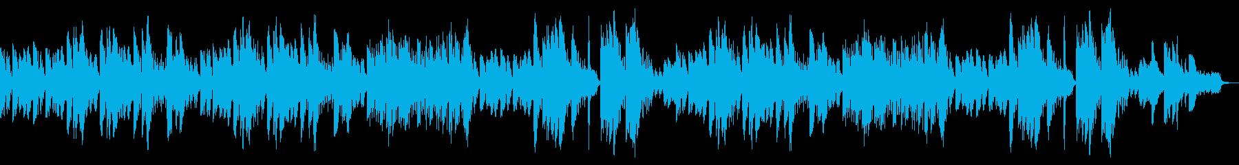 きよしこの夜 おしゃれで静かなrelaxの再生済みの波形