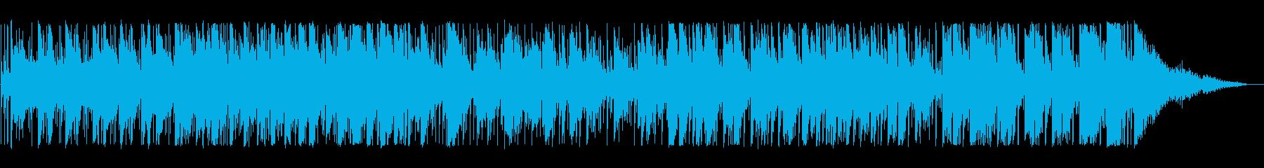 ポップ センチメンタル 感情的 静...の再生済みの波形