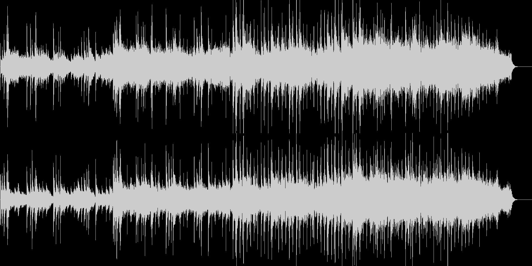 故郷を想う上品なピアノバラードの未再生の波形