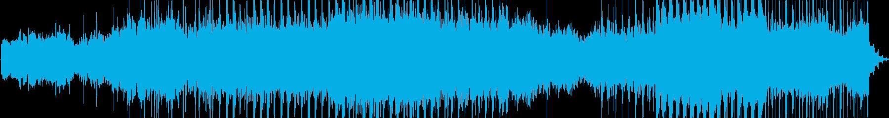 産業用。うわさ。 Efx。緊張。の再生済みの波形